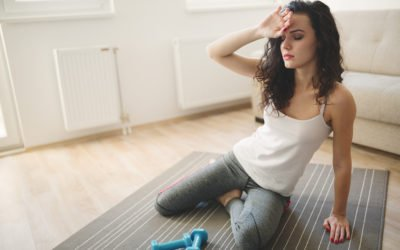 Dizziness in Exercise Class | What To Do