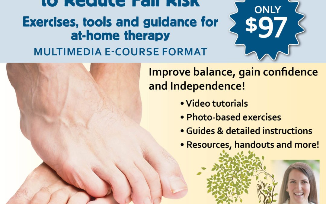 Foot Therapy Program to Reduce Fall Risk