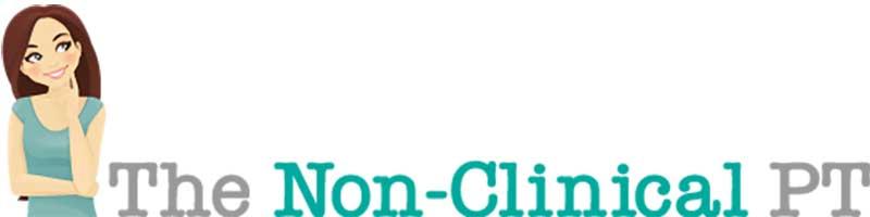 The non clinical pt logo