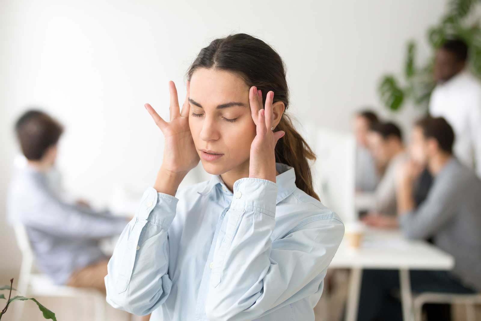 What Causes Dizziness in the Body?