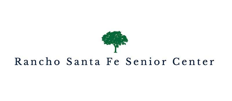 Rancho Santa Fe Senior Center Logo