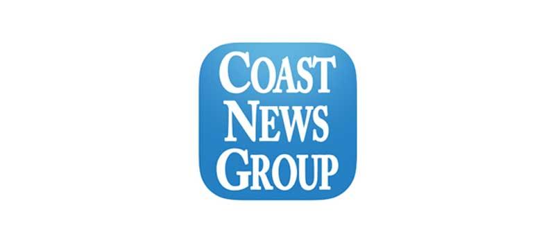Coast News Group logo